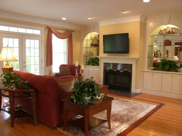 You can have a beautiful home interior makeovers more atlanta ga Beautiful houses interior